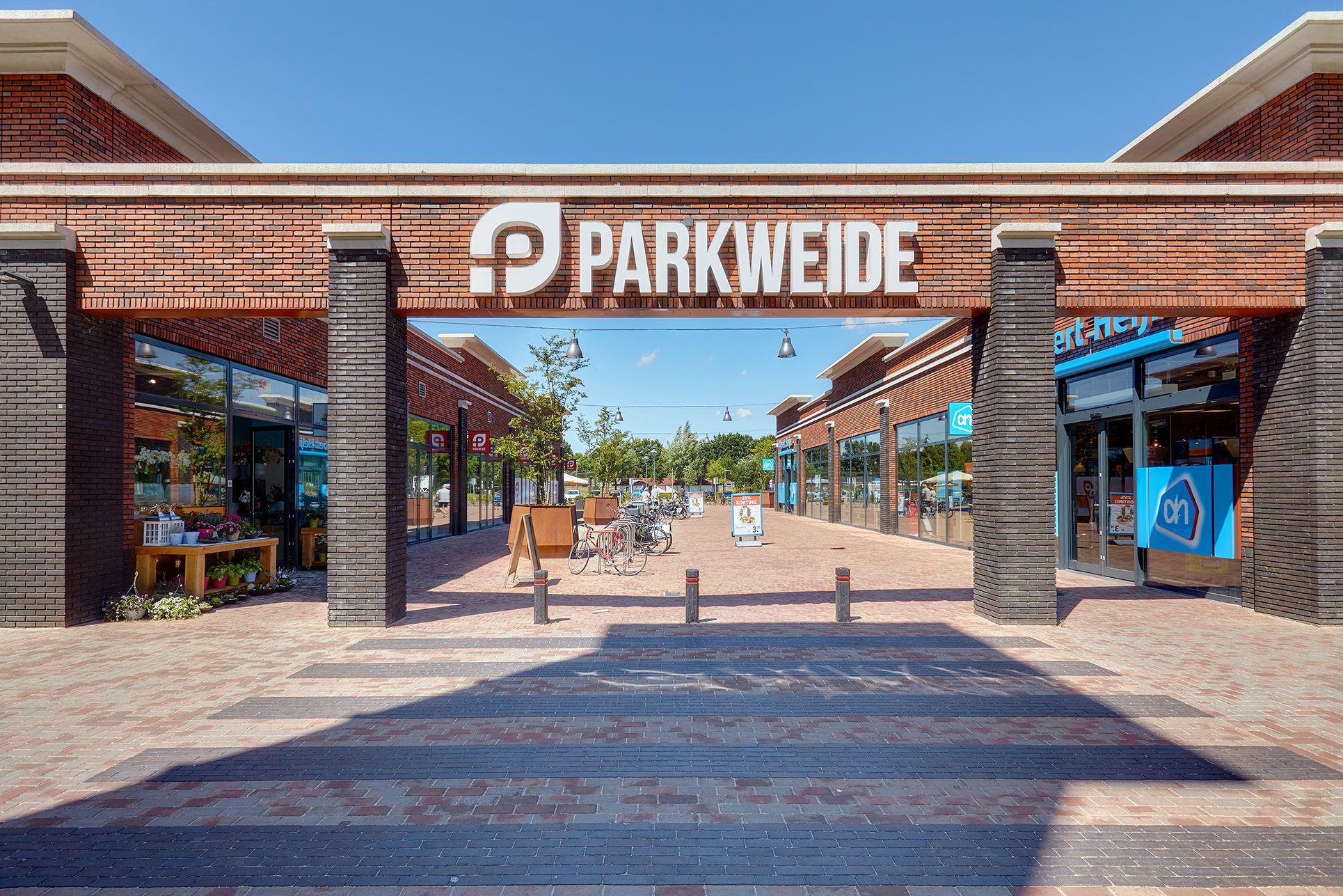 Parkweide – Ede